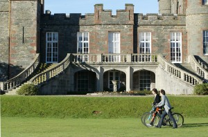 Castle & Bikes