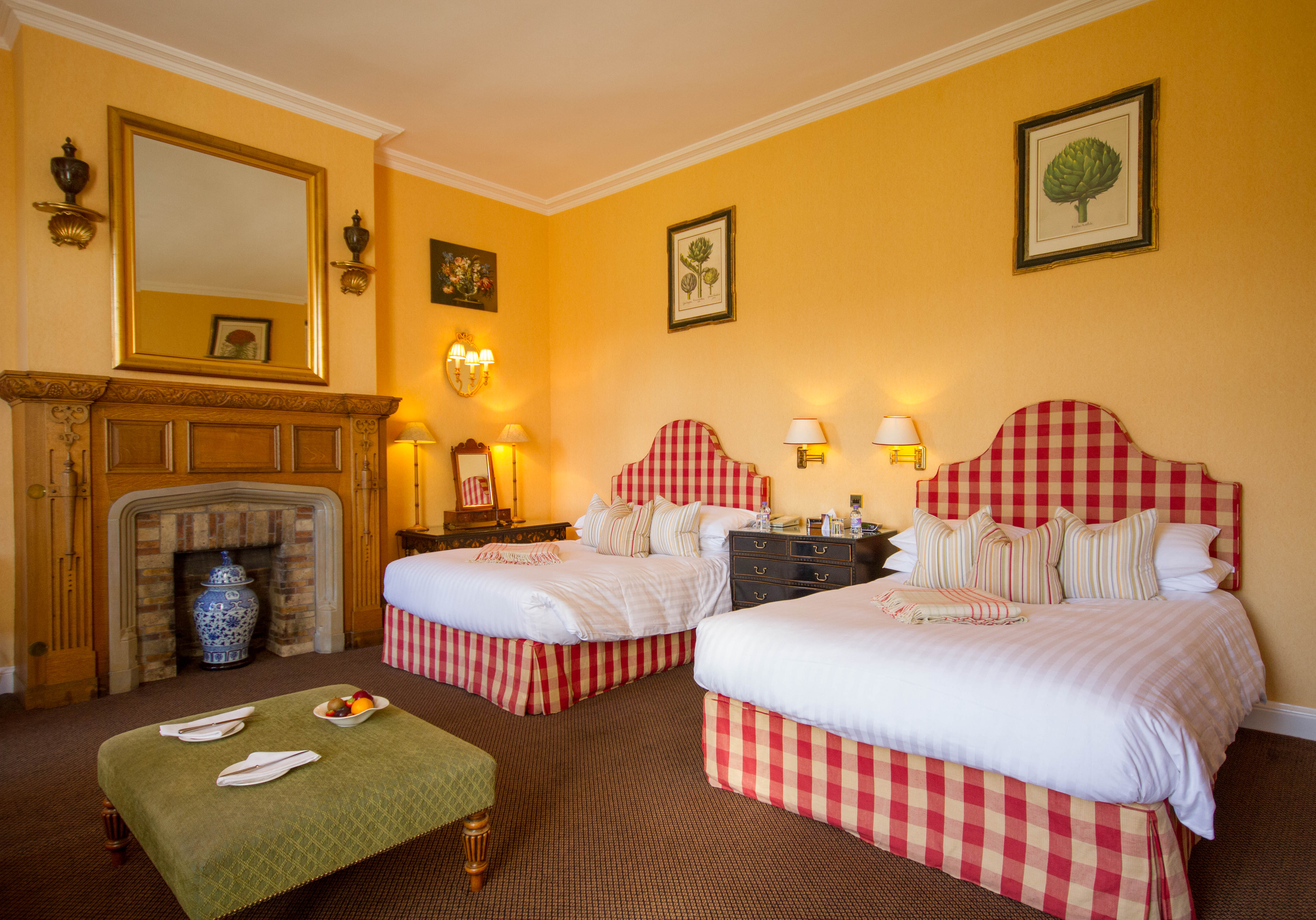 Rooms: The Philipson Room