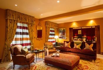 The Cashmere Suite Stobo Castle