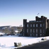 Stobo in Winter