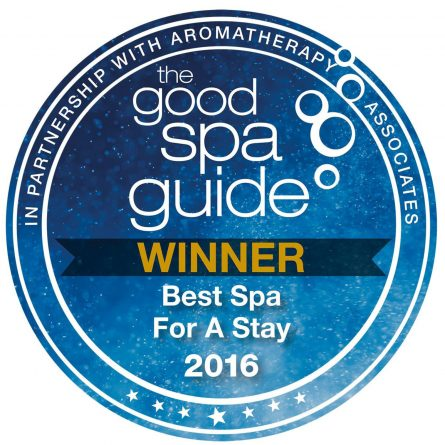 Good Spa Guide Winner 2016